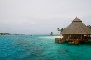 Restaurante bajo el agua