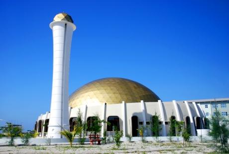Mosquée Hulhumale